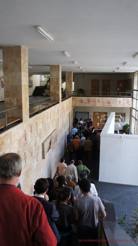 Entrega del III Premio Nueva Cultura del Territorio a D. Ángel Cabo Alonso