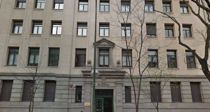Sede de correos - Conde de Peñalver 19 Madrid