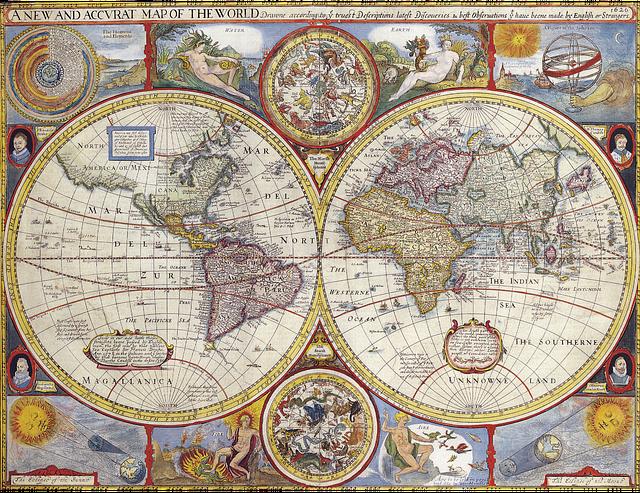 II Jornada de Cartografía en la Biblioteca Nacional de España