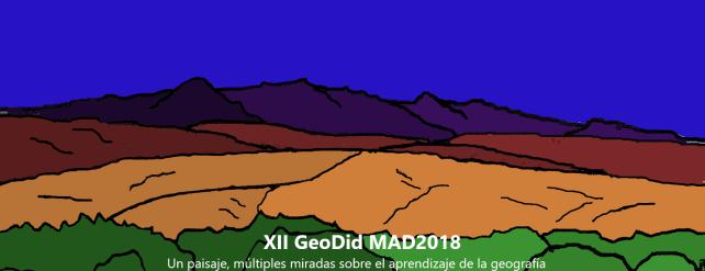 Congreso de didáctica de la geografía