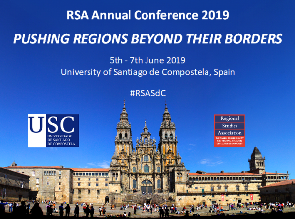 Regional Studies Association Annual Conference 2019