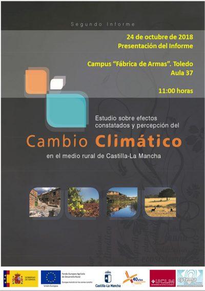 Cambio climático en el medio rural de Castilla-La Mancha