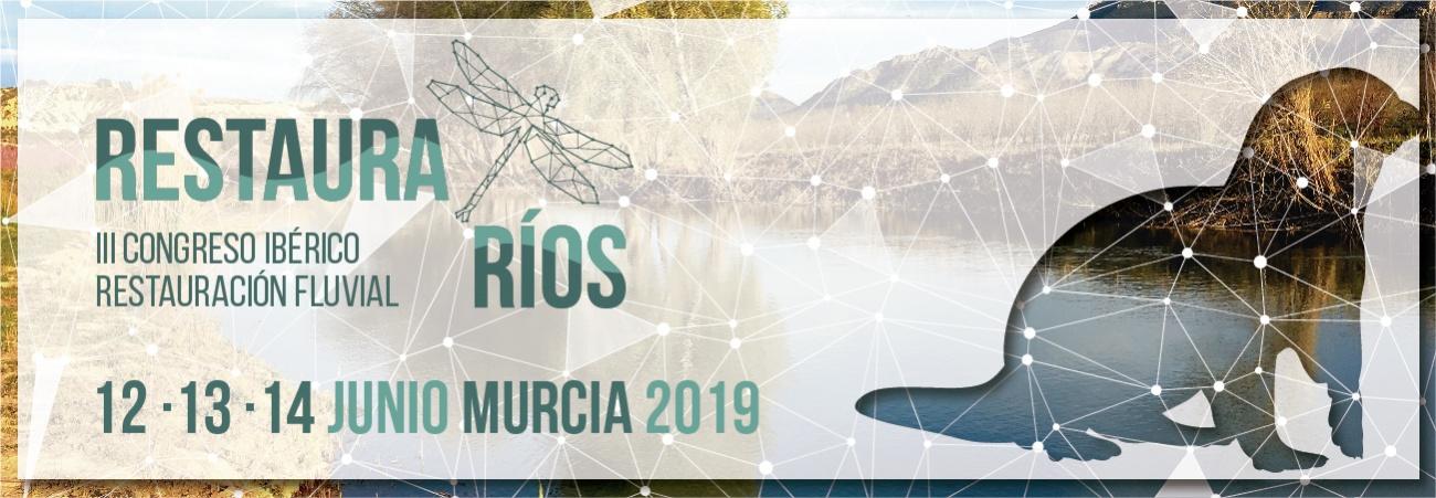 III Congreso Ibérico de Restauración de Ríos, RESTAURARÍOS 2019