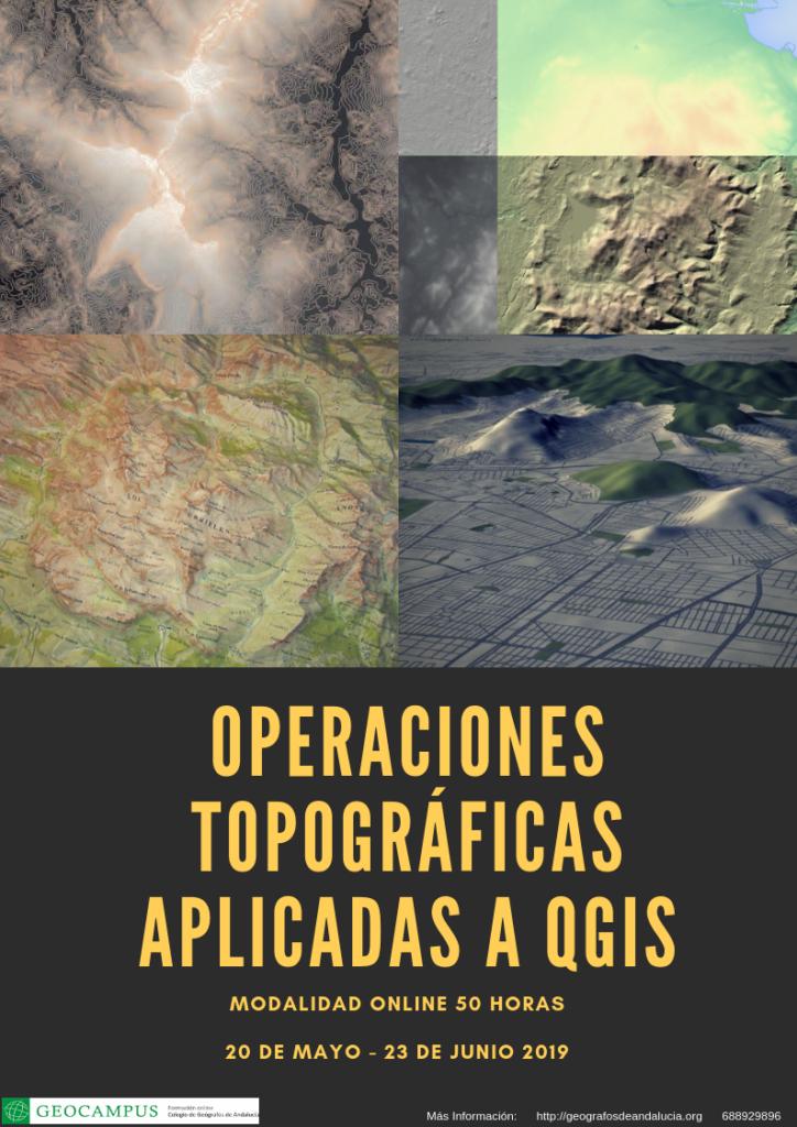 Programa Formativo Geocampus Primer semestre de 2019