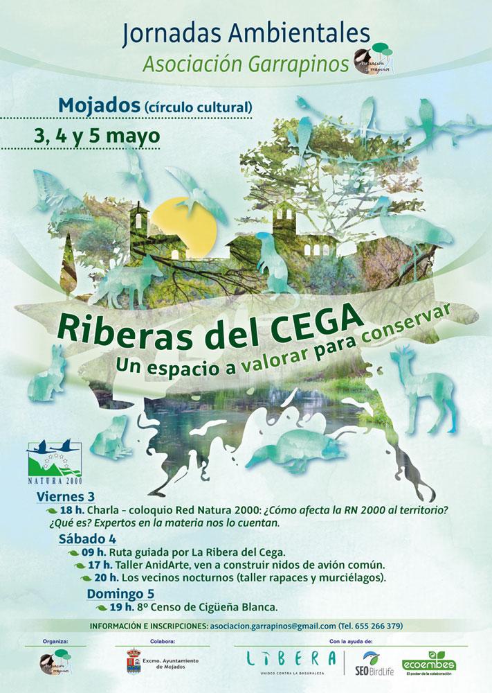 Jornadas ambientales RN2000 Mojados(Valladolid)