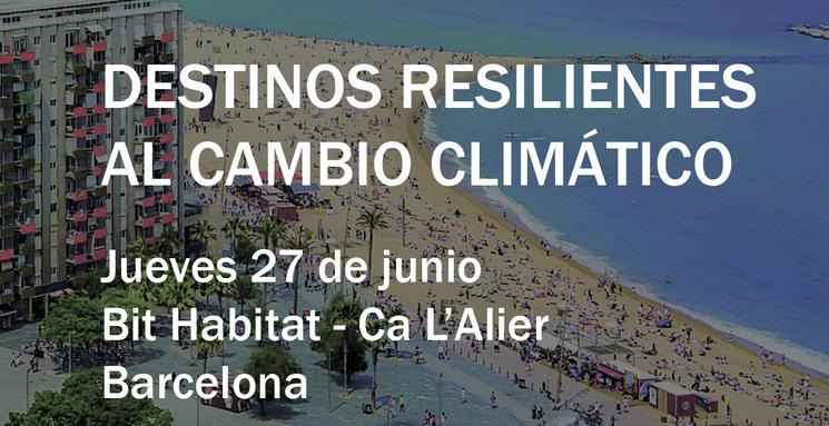 Conferencia Destinos Resilientes