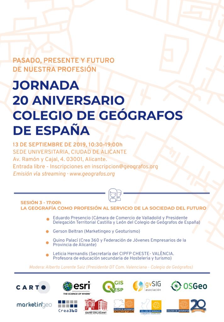 Giornata commemorativa Collegio dei Geografi sessione 3