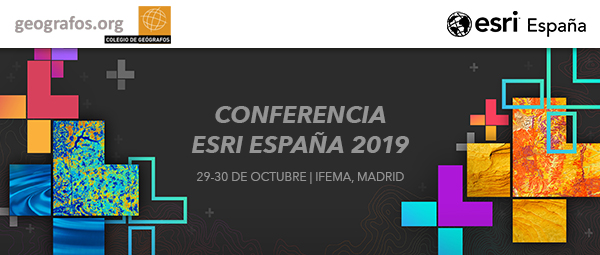 Conferencia ESRI España 2019