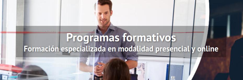 Programa formativo ISM primera quincena de marzo
