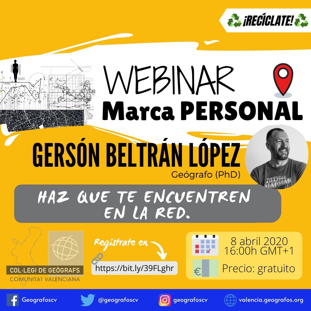 Recíclate! Gersón Beltrán