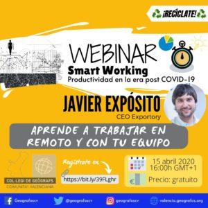 Webinar SmartWorking