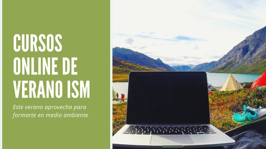 Cursos online de verano ISM