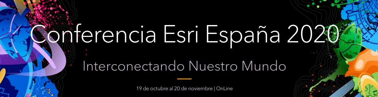 Conferencia Esri España 2020