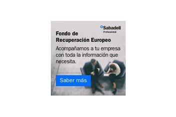 Fondo Social Europeo - Banc Sabadell