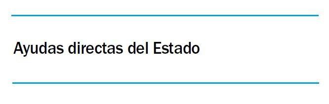 Ayudas directas del estado - simulador Banco de Sabadell