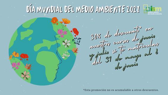 Dia Mundial del MedioAmbiente ISM