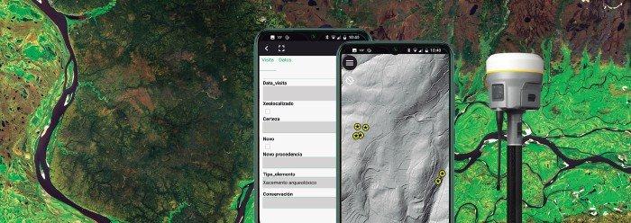 Curso de Qgis Qfield toma de datos con android